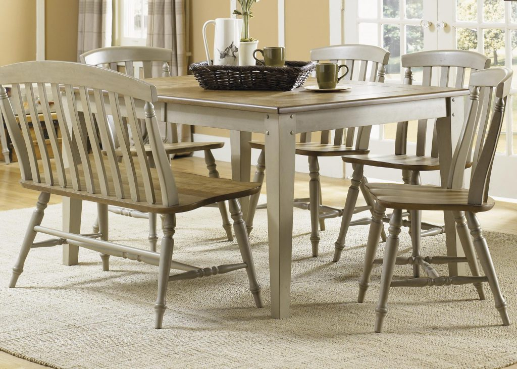 Patterson 6 Piece Dining Sets In Recent Dinning Room (View 7 of 20)
