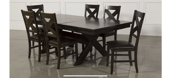 Pelennor Extension Dining Tables With Regard To 2017 Pelennor 7 Piece Extension Dining Set For Sale In Los Angeles, Ca (Gallery 11 of 20)