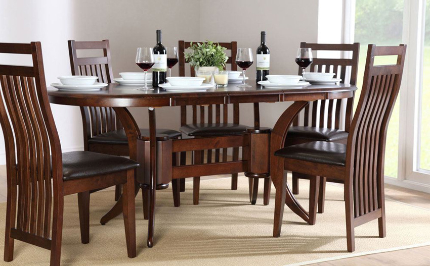 Perfect Dining Table And Chair Combination – Blogbeen Intended For Preferred Wooden Dining Sets (View 11 of 20)