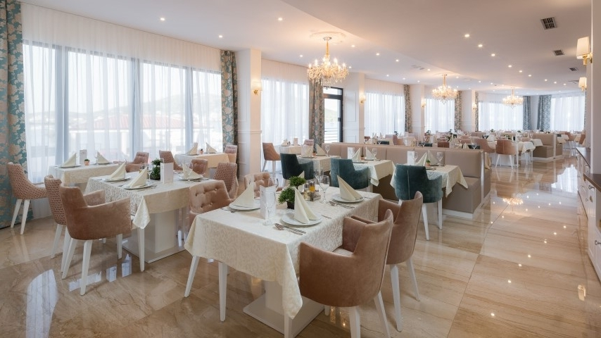 Perla Side Chairs For Best And Newest Hotel Perla – Rogoznica (View 11 of 20)