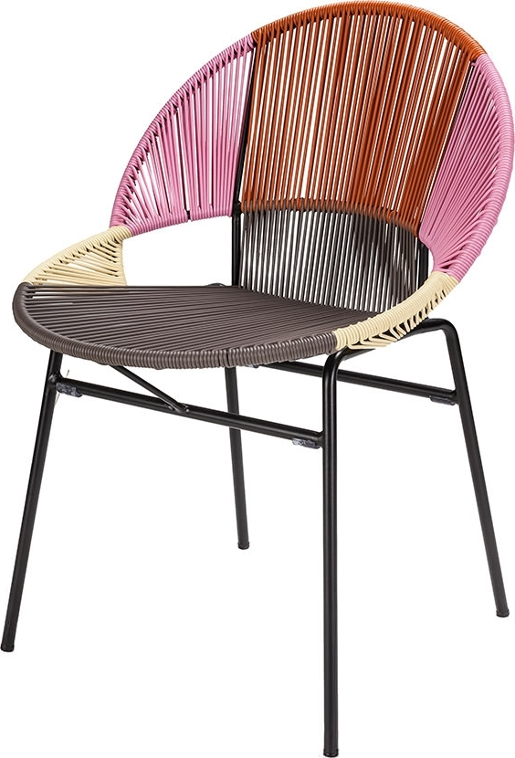 Perla Side Chairs Pertaining To Most Current Perle Noir Side Chair – Satelliet Uk (View 9 of 20)