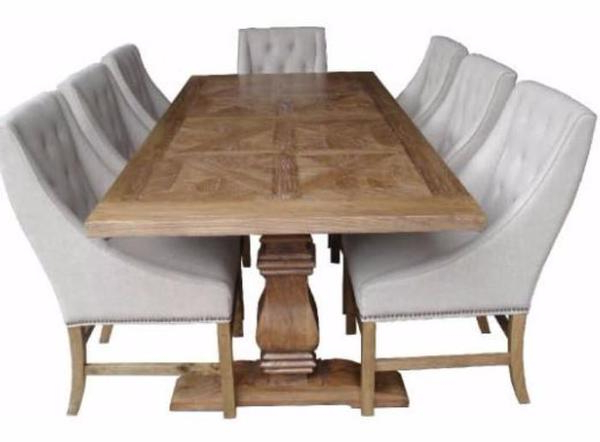 Perth Dining Tables In Widely Used 8. Hudson Dining Table 245Cm (Gallery 19 of 20)