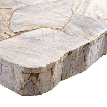 "Petra 86"" Rectangle Century Marble Dining Table In White (View 8 of 20)"