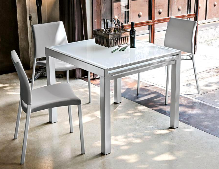 Phenomenal Extendable Dining Table Tables Sizeimage Charming Ideas Throughout Most Current White Square Extending Dining Tables (View 11 of 20)