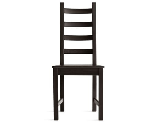 Pine Wood White Dining Chairs For Popular Dining Chairs & Kitchen Chairs (View 5 of 20)
