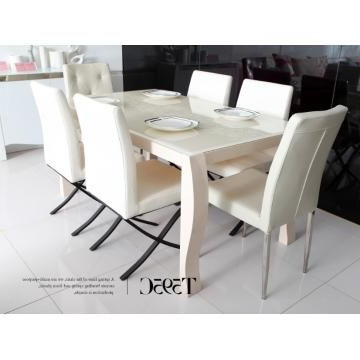 Pinterest In Cream High Gloss Dining Tables (View 15 of 20)