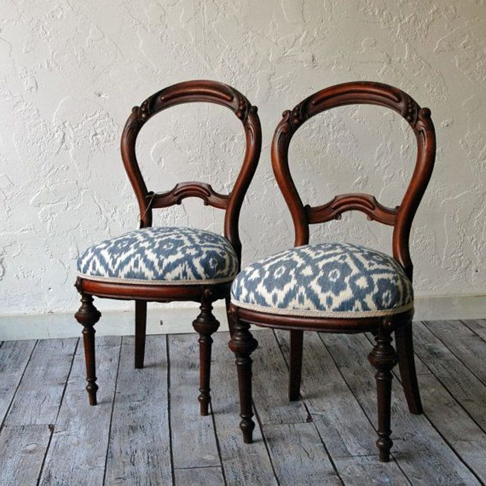 Pinterest Throughout Fabric Dining Room Chairs (View 13 of 20)