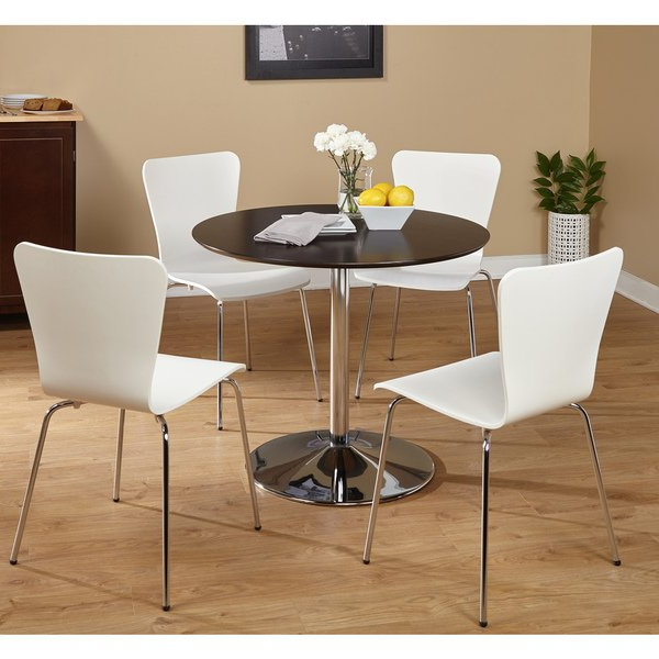 Pisa Dining Tables Pertaining To Newest Shop Five Piece Pisa Dining Set – On Sale – Free Shipping Today (View 9 of 20)