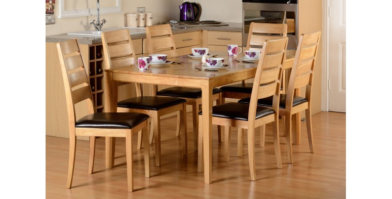 Plfs Inside Most Popular Logan 6 Piece Dining Sets (View 14 of 20)