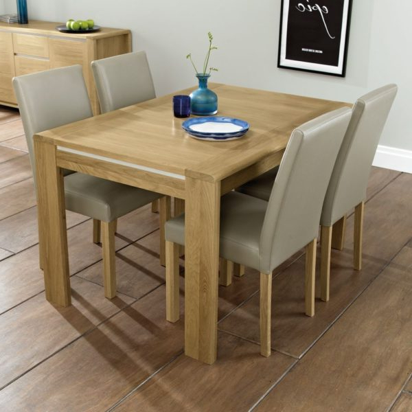Popular 4 6 Seater Dining Table – Keens Furniture Throughout Oak 6 Seater Dining Tables (View 11 of 20)