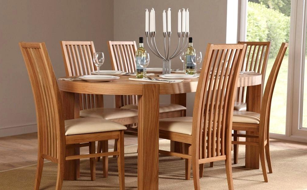 Popular Adorable Oval Oak Dining Table Chairs Great Oval Dining Tables And Throughout Oval Oak Dining Tables And Chairs (View 15 of 20)