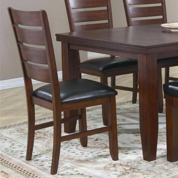 Popular Bradford 7 Piece Dining Sets With Bardstown Side Chairs Regarding Bardstown Dining Set Dining Chair Furniture Bradford 7 Piece Dining (View 2 of 20)