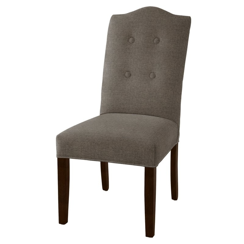 Popular Candice Ii Upholstered Side Chairs With Regard To Hekman Candice Upholstered Dining Chair (View 15 of 20)