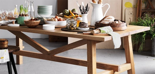 Popular Dining Room Furniture – Ikea Intended For Dining Room Tables (View 7 of 20)