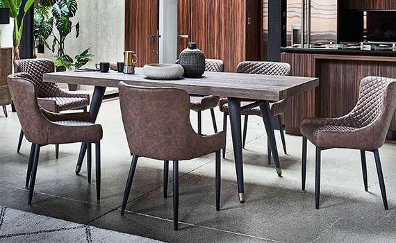 Popular Dining Room Furniture (View 13 of 20)
