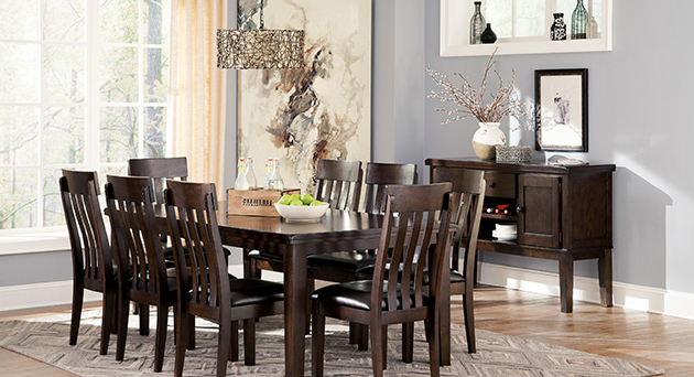 Popular Dining Sets Intended For Dining Room Furniture Sets At Discounted Prices In Rockville Center, Ny (Gallery 17 of 20)
