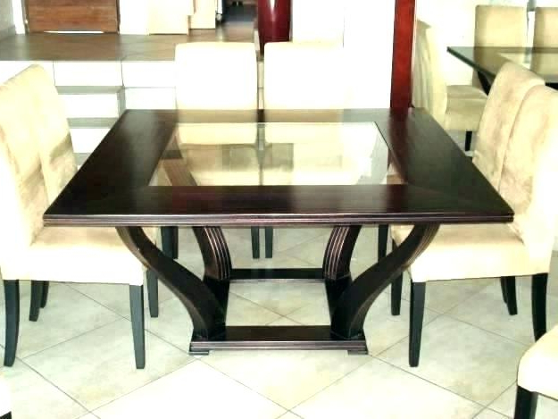 Popular Dining Tables 8 Chairs For Dining Table And 8 Chair Sets Person Kitchen Square For Chairs High (View 17 of 20)