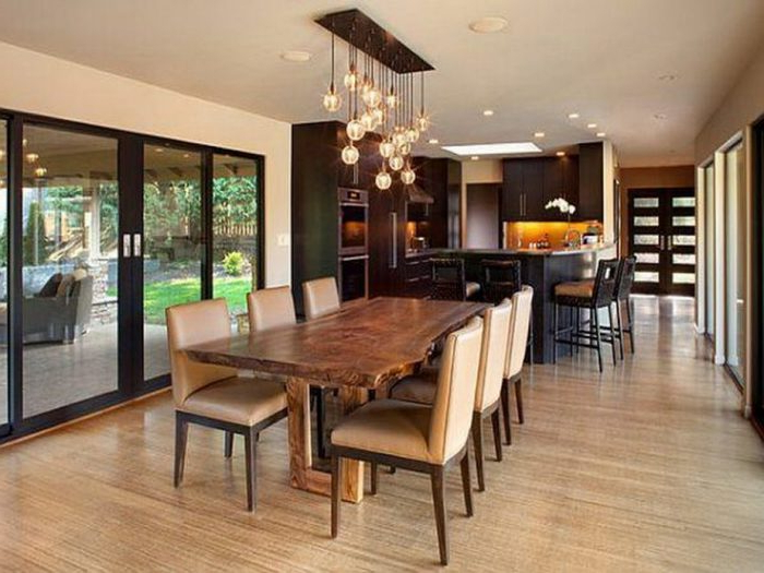 Popular Dining Tables Ceiling Lights With Regard To (View 4 of 20)