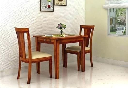 Popular Dining Tables With 2 Seater Throughout 2 Seat Kitchen Tables – Architecture Home Design • (View 7 of 20)