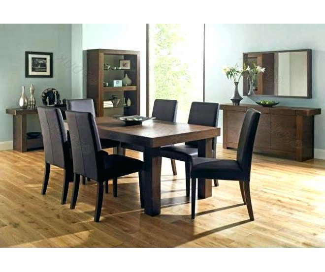 Popular Extendable Dining Tables 6 Chairs Pertaining To Extendable Dining Table And Chairs – Sakam (View 16 of 20)