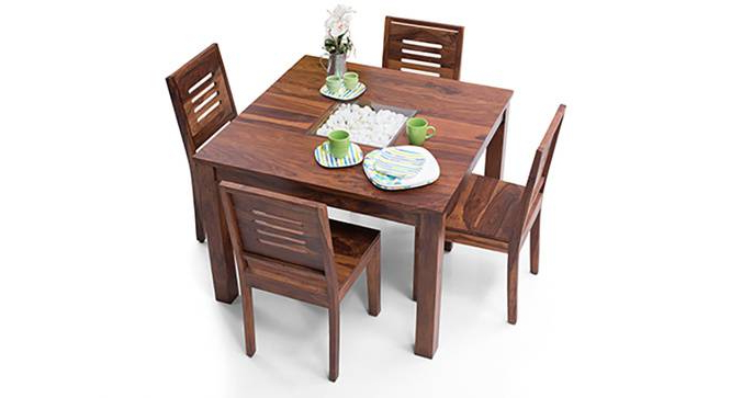 Popular Furniture 4 Seat Dining Table Sets Modern Small Tables Mesmerizing Throughout Small 4 Seater Dining Tables (Gallery 8 of 20)