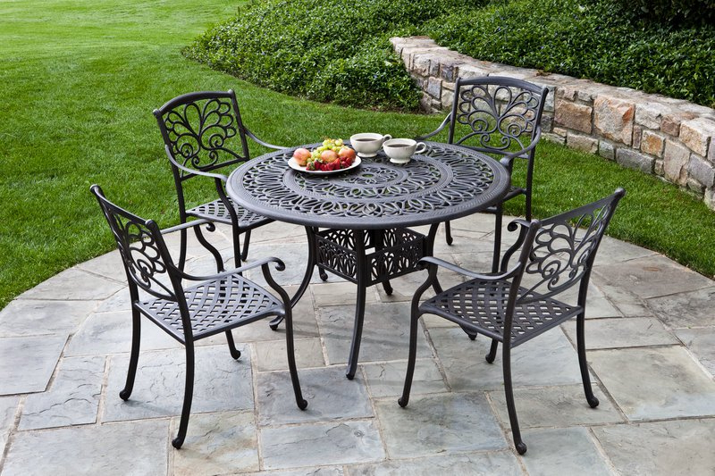 Popular Garden Dining Tables And Chairs With Regard To Patio (View 13 of 20)