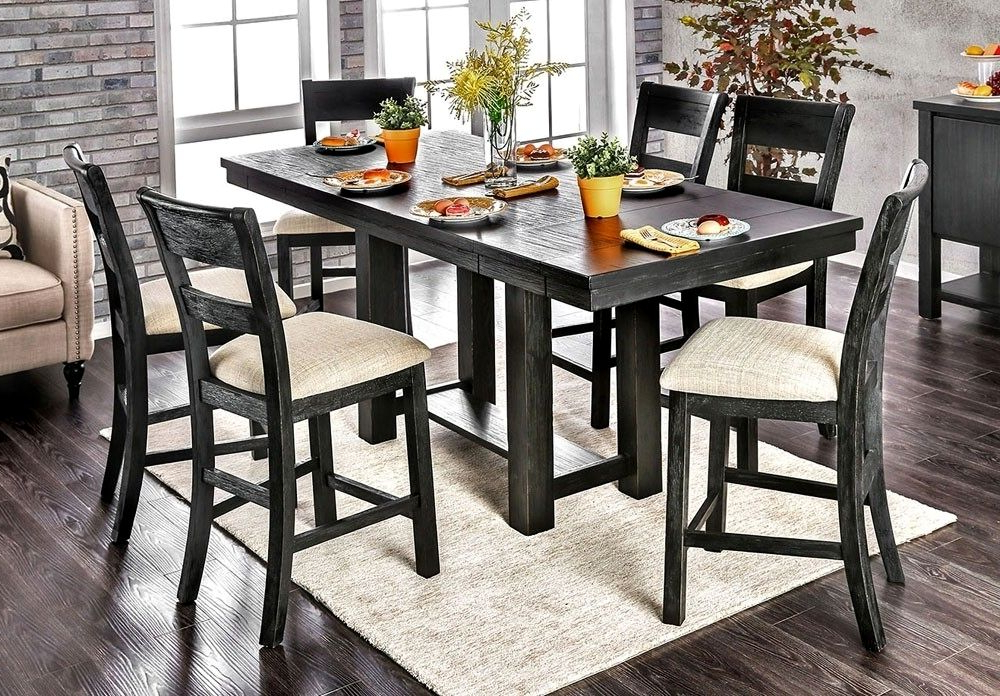 Popular Harlem Furniture Dining Room Sets – Amazinggarden (View 18 of 20)