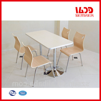 Popular Home Furniture White Melamine Dining Table – Buy White Melamine With Regard To White Melamine Dining Tables (View 10 of 20)