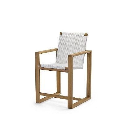 Popular Laurent Wood Side Chairs Intended For Laurent Dining Arm Chair (View 15 of 20)