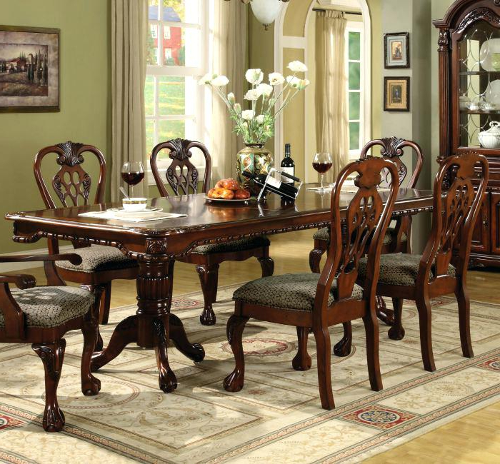 Popular Magnolia Home Double Pedestal Dining Tables Regarding Double Pedestal Dining Table Diy Home Brands Silo – Ansoftware (View 13 of 20)