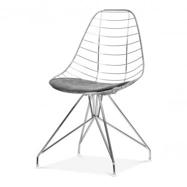 Popular Metal Chairs (View 16 of 20)