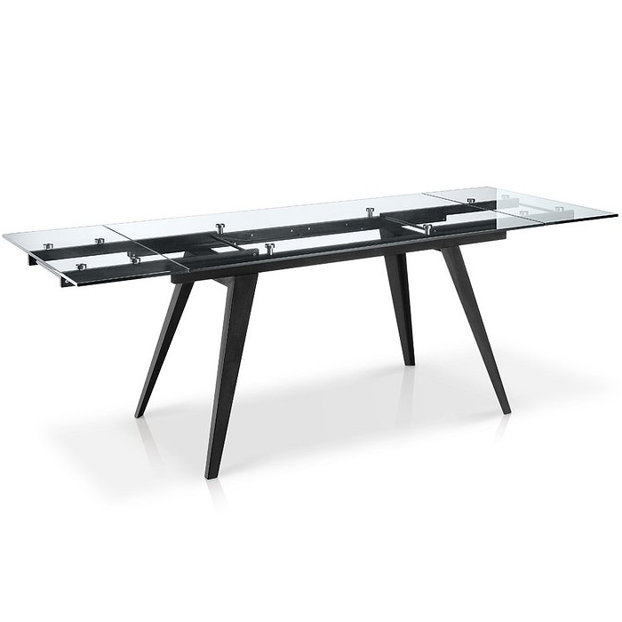 Popular Rocco Extension Dining Tables For Sharp Dining Table (View 10 of 20)