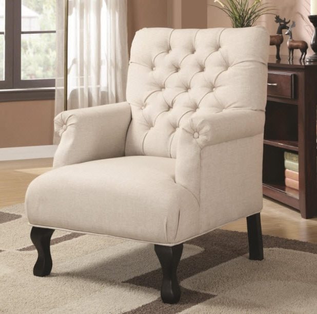 Popular Teagan Side Chairs With Regard To Teagan Traditional Accent Chair (View 8 of 20)