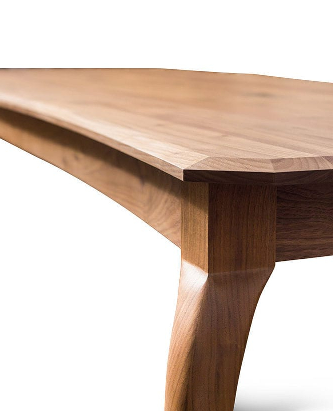 Popular Traditional Dining Table / Oak / Ash / Birch – Noah – Andrew Dominic Inside Noah Dining Tables (Gallery 16 of 20)