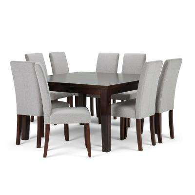 Popular Wood – Gray – Dining Room Sets – Kitchen & Dining Room Furniture In Walden 9 Piece Extension Dining Sets (View 13 of 20)