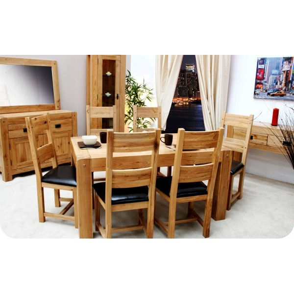 Portland Dining Set – € (View 12 of 20)