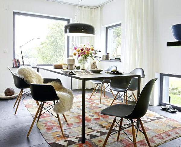 Posh Scandinavian Dining Room Cool Dining Room Designs Scandinavian With Well Known Scandinavian Dining Tables And Chairs (View 18 of 20)