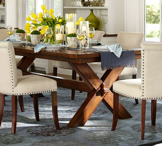 [%Pottery Barn Dining Furniture Sale: 25% Off Dining Tables, Side Pertaining To Most Recently Released Toscana Dining Tables|Toscana Dining Tables In Most Current Pottery Barn Dining Furniture Sale: 25% Off Dining Tables, Side|Trendy Toscana Dining Tables Intended For Pottery Barn Dining Furniture Sale: 25% Off Dining Tables, Side|Well Liked Pottery Barn Dining Furniture Sale: 25% Off Dining Tables, Side For Toscana Dining Tables%] (View 1 of 20)
