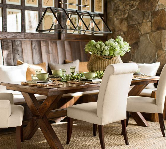 Pottery Barn. I Have Within 2018 Toscana Dining Tables (Gallery 11 of 20)