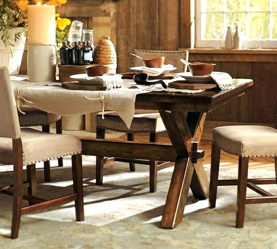 Pottery Barn Toscana Table Astonishing Why You Should Always Listen With Regard To Most Recently Released Toscana Dining Tables (View 12 of 20)