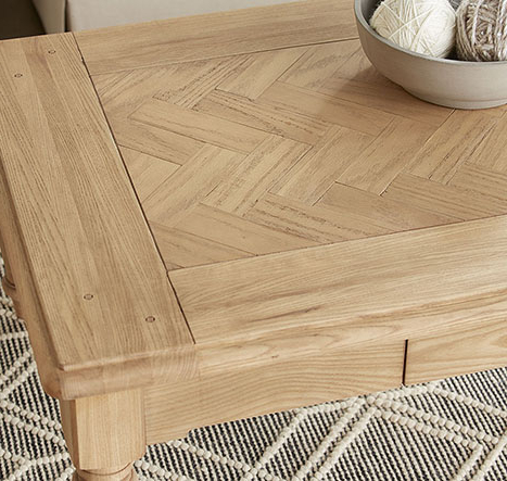 Prairie Coffee Table – Magnolia Home In Trendy Magnolia Home Prairie Dining Tables (View 16 of 20)