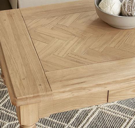 Prairie Coffee Table – Magnolia Home In Trendy Magnolia Home Prairie Dining Tables (View 16 of 20)
