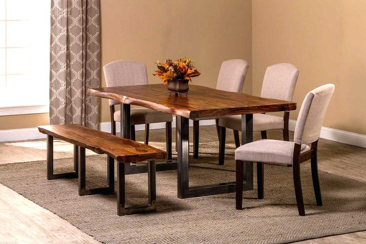 Preferred 6 Piece Kitchen Table Mallard 6 Piece Extension Dining Set Throughout Mallard 6 Piece Extension Dining Sets (View 19 of 20)