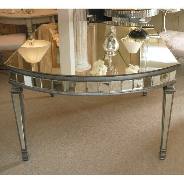 Preferred Antique Mirror Dining Tables In Mirrored Dining Table, Mirrored Coffee Table Antique Mirrored Dining (View 2 of 20)
