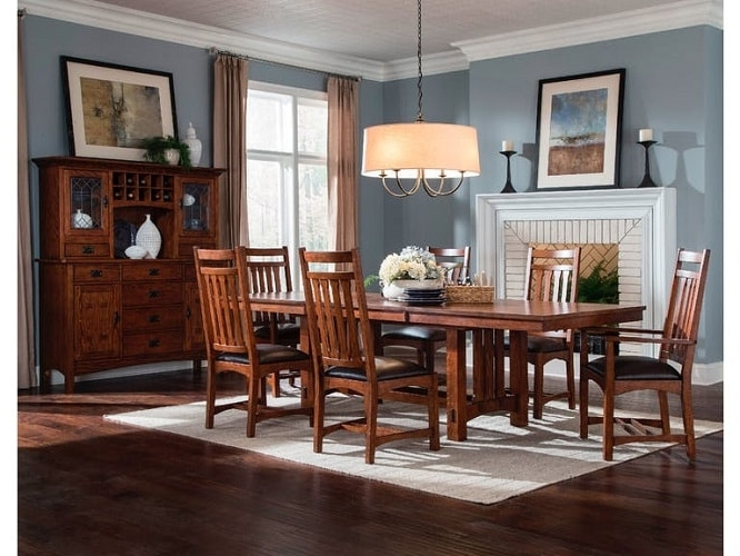 Preferred Carmel Oak Side Chairs With Regard To Oak Park Dining – Underhills (View 14 of 20)