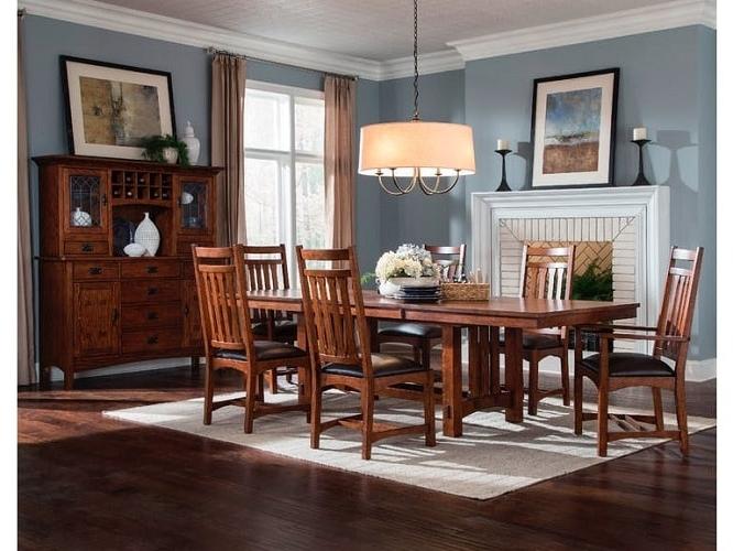 Preferred Carmel Oak Side Chairs With Regard To Oak Park Dining – Underhills (View 19 of 20)