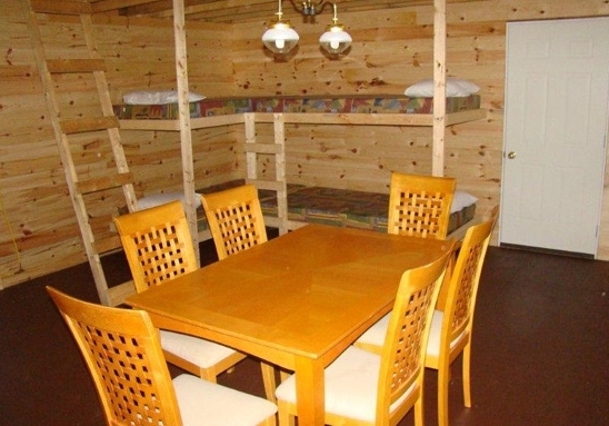 Preferred Chapleau Ontario Outpost Camps Regarding Chapleau Ii Side Chairs (View 17 of 20)