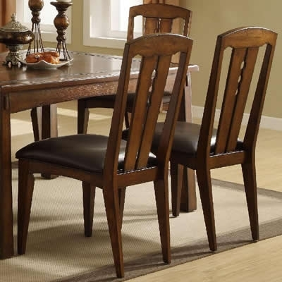 Preferred Craftsman Side Chairs With Riverside Furniture Dining Seating Craftsman 2953 Side Chair (Chairs (View 15 of 20)