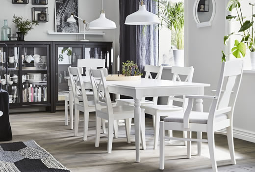 Preferred Dining Extending Tables And Chairs Regarding Extendable Table And Chairs (Gallery 18 of 20)