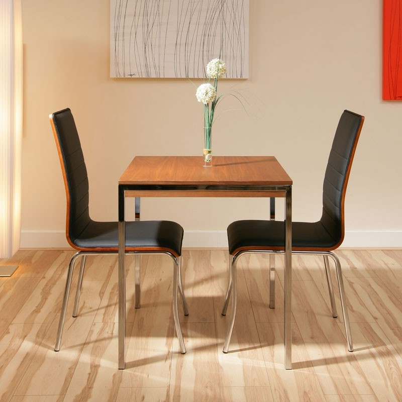 Preferred Dining Room : Ikea Small Dining Table For Sets 2 Seater Chairs Pertaining To Small Dining Tables For 2 (Gallery 15 of 20)